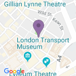 Fortune Theatre - Teateradresse