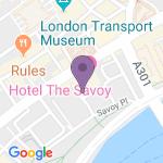 Savoy Theatre - Teateradresse