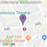 Dominion Theatre - Teateradresse