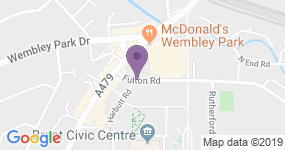 Troubadour Theatre - Wembley - Teateradresse